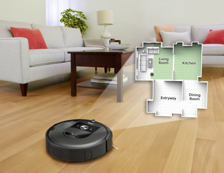iRobot's i7+ vacuum is able to empty and clean itself 12