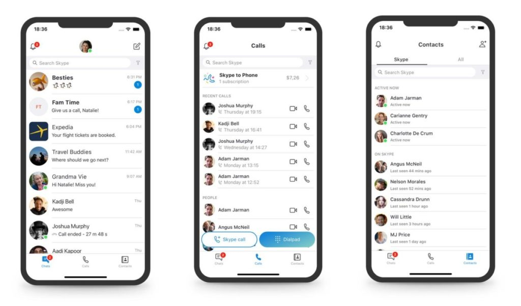 Skype is going back to its roots with its latest software update 13