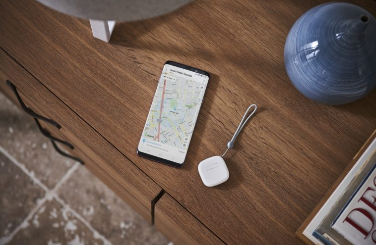 Samsung's SmartThings Tracker keeps tabs on your stuff using LTE 12
