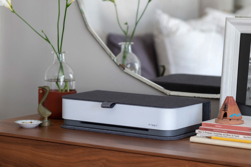 HP's Tango printer is designed to look like a book 14