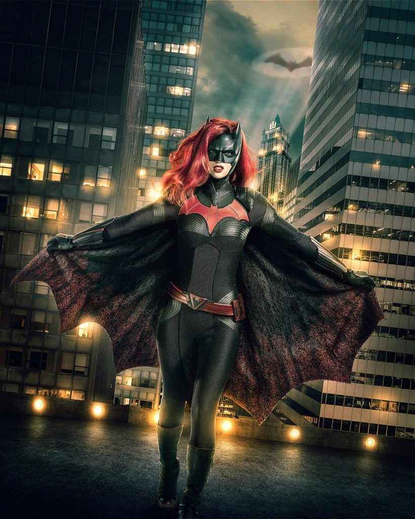 The first look of Ruby Rose as Batwoman is spectacular 15