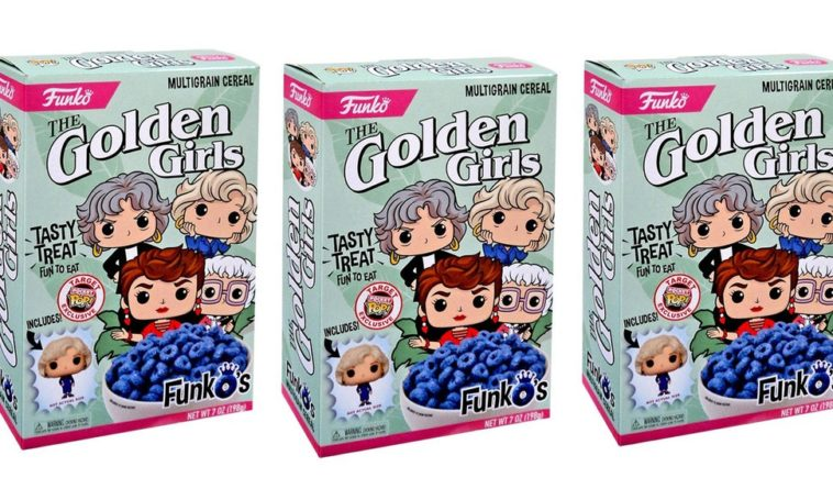 Golden Girls-themed cereal is already selling for $100 10
