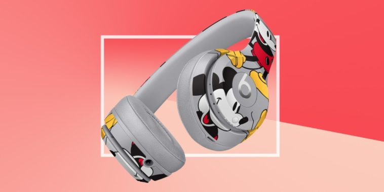Beats by Dre releases Mickey Mouse headphones 10