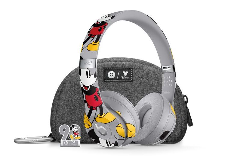 Beats by Dre releases Mickey Mouse headphones 11