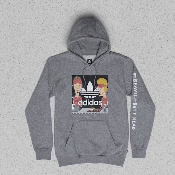 Adidas is coming out with Beavis and Butt-Head sneakers and clothing 17