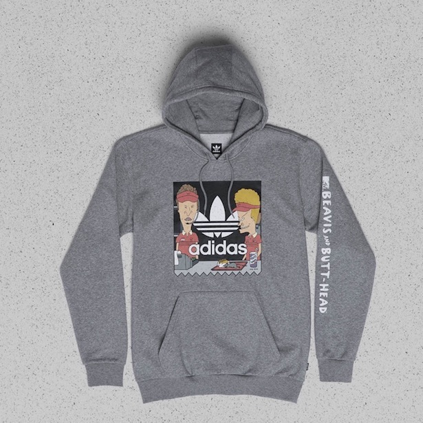 Adidas is coming out with Beavis and Butt-Head sneakers and clothing 13