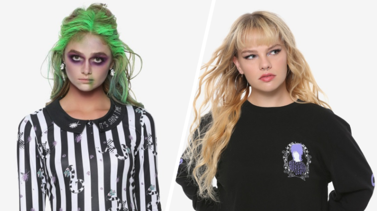 BEETLEJUICE gets a special 30th anniversary collection at Hot Topic 13