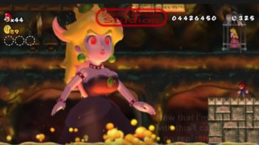 Bowsette makes her first in-game appearance thanks to a mod 15