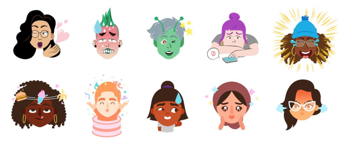 custom emoji 1 150x150 - Google Gboard can turn your selfie into a custom emoji