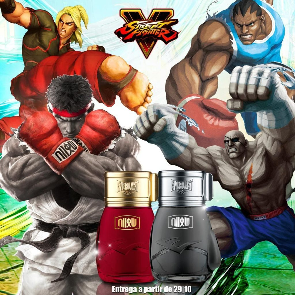 Would you wear this Street Fighter perfume? 13