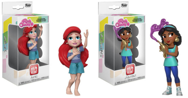 Funko's latest Disney Princess pops are dressed in modern day outfits 12