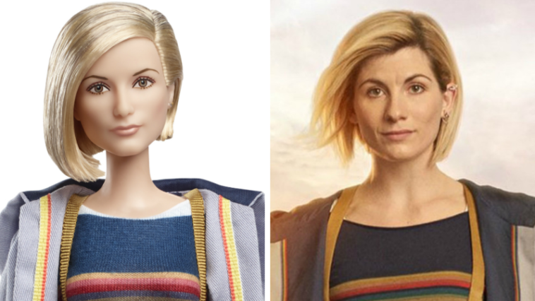 Jodie Whittaker gets her own Doctor Who Barbie doll 11