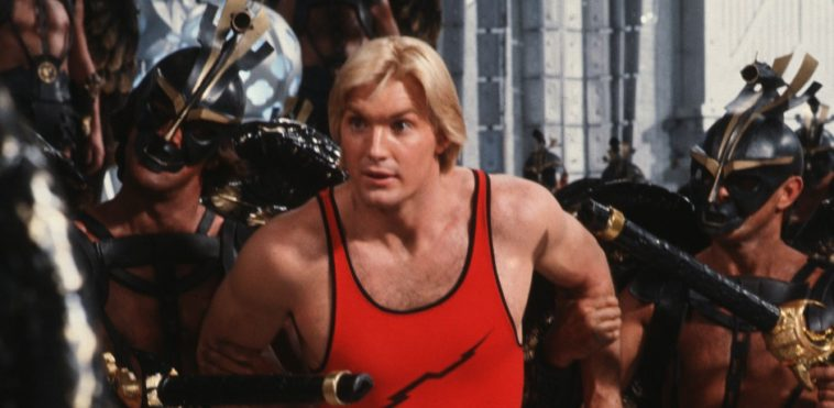 A new Flash Gordon film is in the works 16