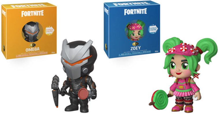 Funko releases new wave of Fortnite pops 10
