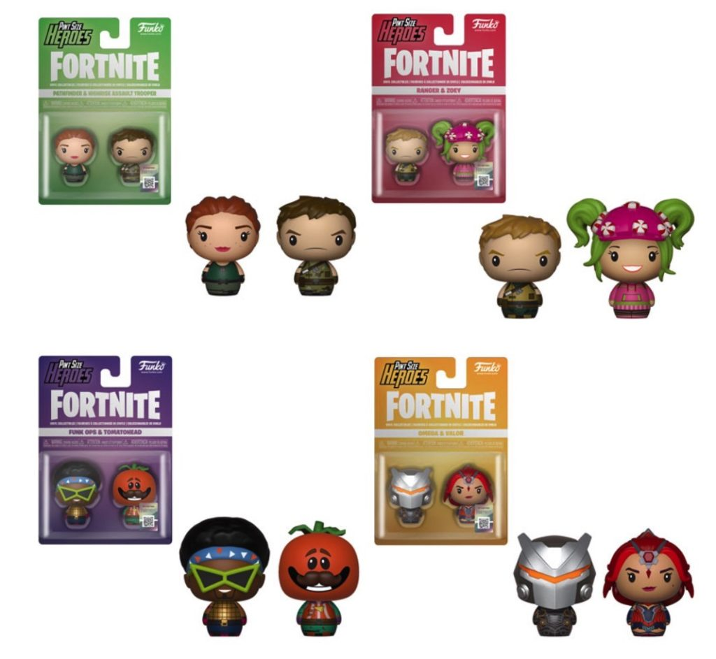 Funko releases new wave of Fortnite pops 12