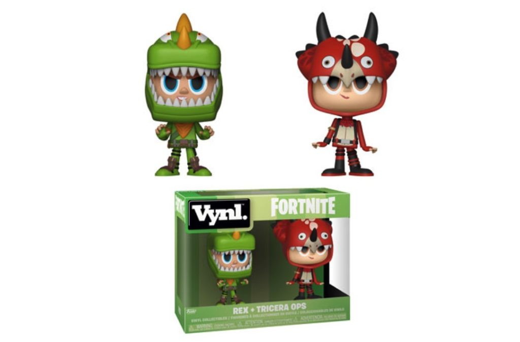 Funko releases new wave of Fortnite pops 13