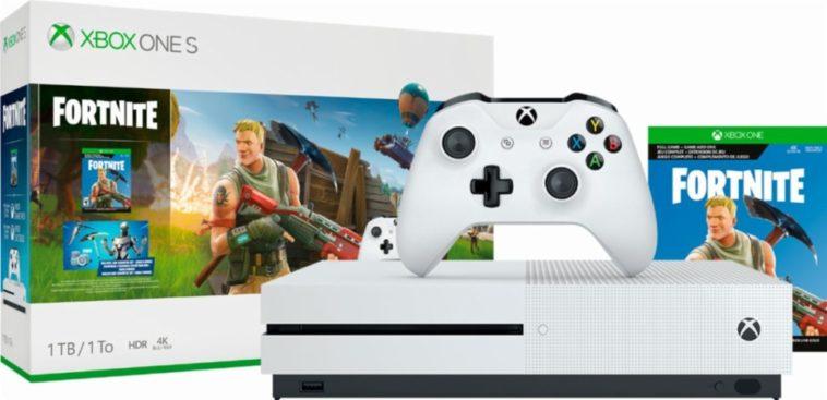 Microsoft releases Xbox One S Fortnite bundle 16