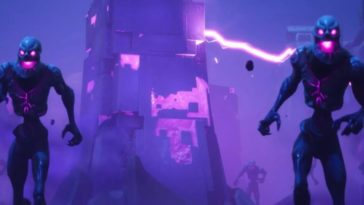 Fortnite celebrates Halloween with Fortnitemares 17