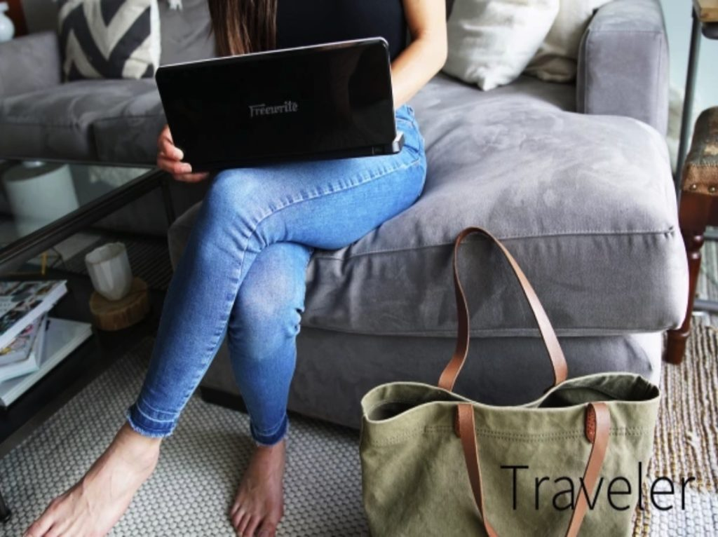 Freewrite Traveler is a 'distraction-free typewriter' that fights writer's block 13