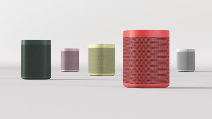 HAY Sonos One collection offers a rainbow of colors 15