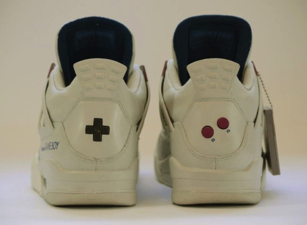 These Game Boy-inspired Air Jordans are everything 13