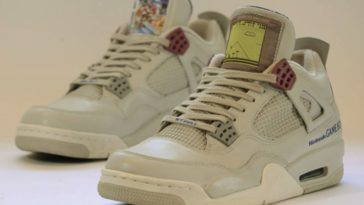 These Game Boy-inspired Air Jordans are everything 12