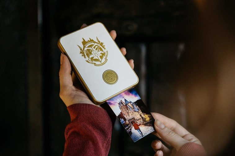 This Harry Potter themed printer magically prints videos 11