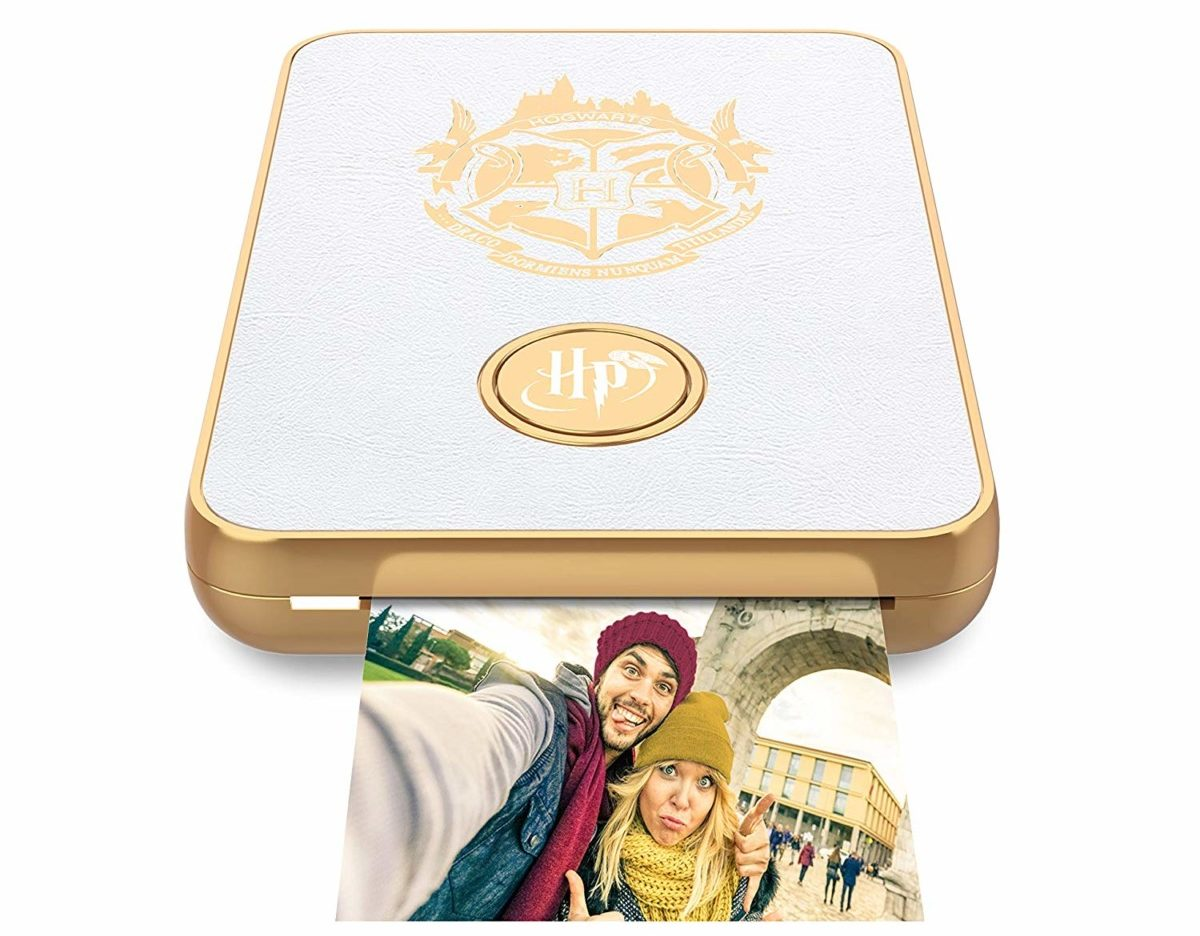 harry potter printer2 e1538613127981 1024x799 - This Harry Potter themed printer magically prints videos