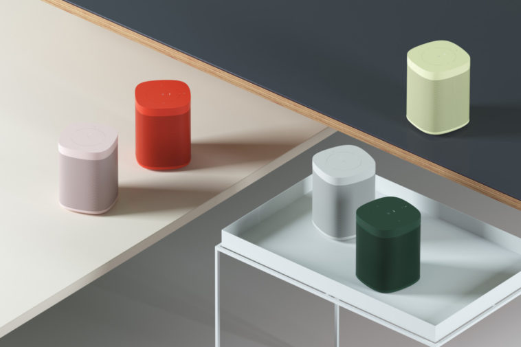 HAY Sonos One collection offers a rainbow of colors 13