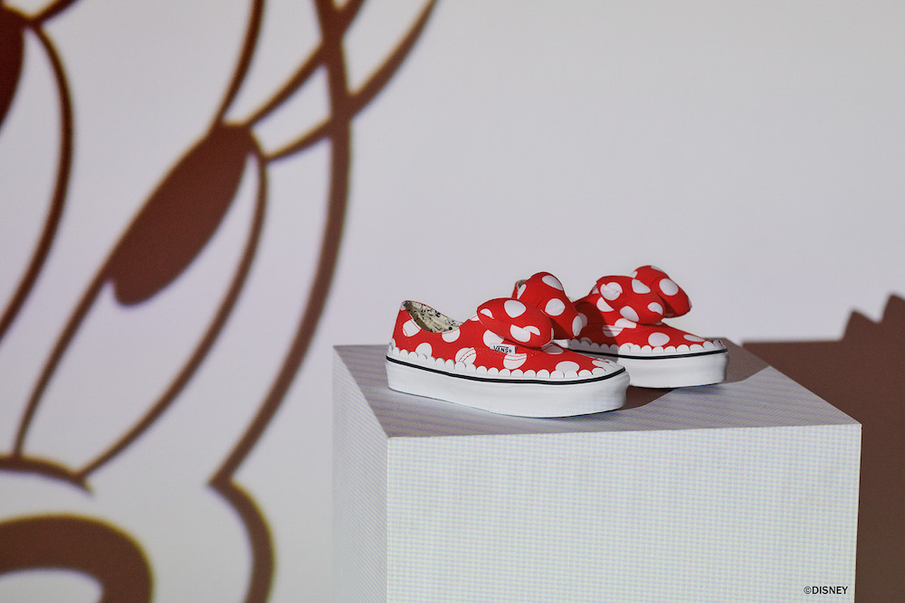 Vans is releasing a Disney collection for Mickey's 90th birthday 13