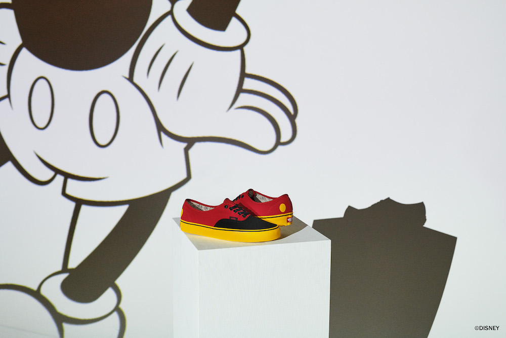 Vans is releasing a Disney collection for Mickey's 90th birthday 17