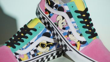 Vans is releasing a Disney collection for Mickey's 90th birthday 16