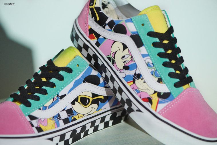 Vans is releasing a Disney collection for Mickey's 90th birthday 12