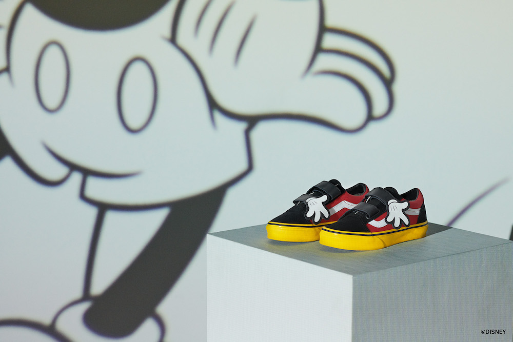 Vans is releasing a Disney collection for Mickey's 90th birthday 15