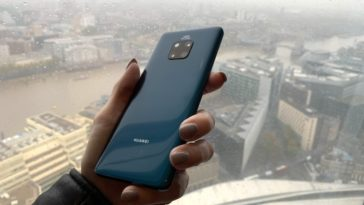 Huawei Mate 20 series launches with a Leica triple lens and in-screen fingerprint reader 15