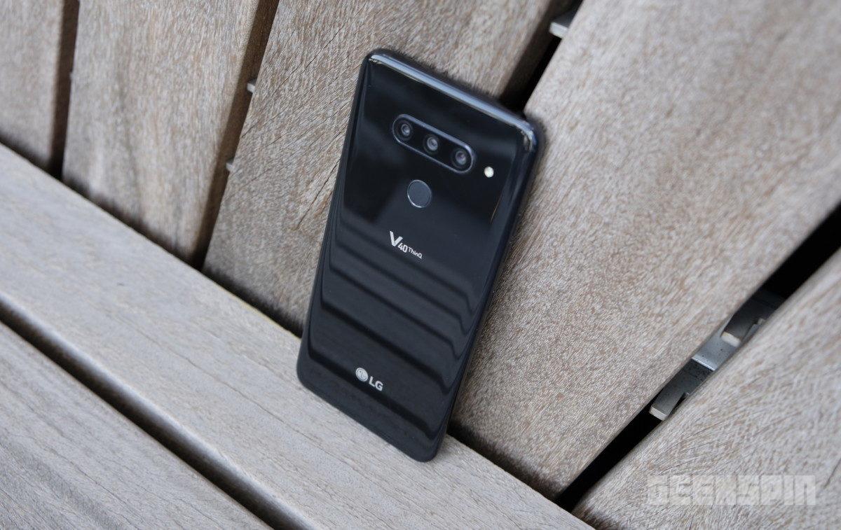 lgv40 thinq279 150x150 - The LG V40 ThinQ is rocking 5 cameras