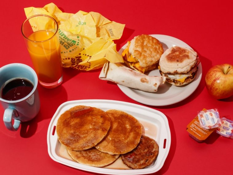 McDonald's adds new breakfast items for meat lovers 16