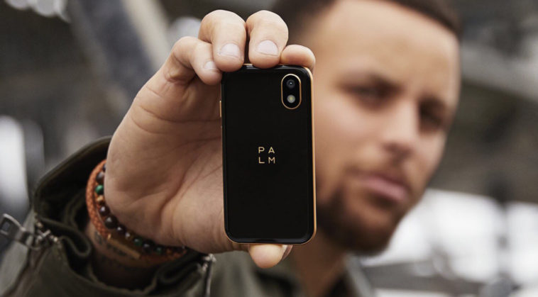 A startup is attempting to revive the Palm smartphone 10