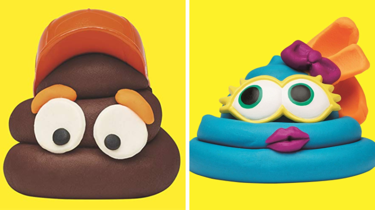 Hasbro jumps on poop emoji bandwagon with a gross Play-Doh set 11