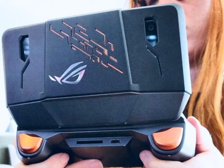 The ASUS ROG gaming phone gets a U.S. release date 9