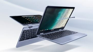 Samsung's Chromebook Plus V2 now comes with LTE 18