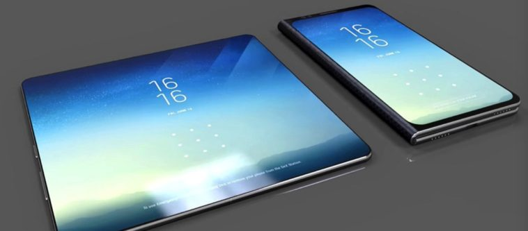 Samsung's foldable phone will likely be announced next month 15