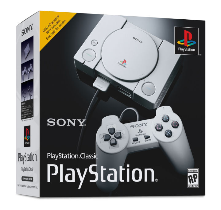 Here are all the games that'll ship with Sony's PlayStation Classic 12