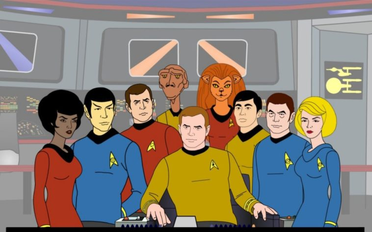 CBS is developing a Star Trek animated series 12