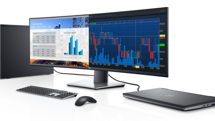 Dell ups their game with mammoth 49-inch curved monitor 13