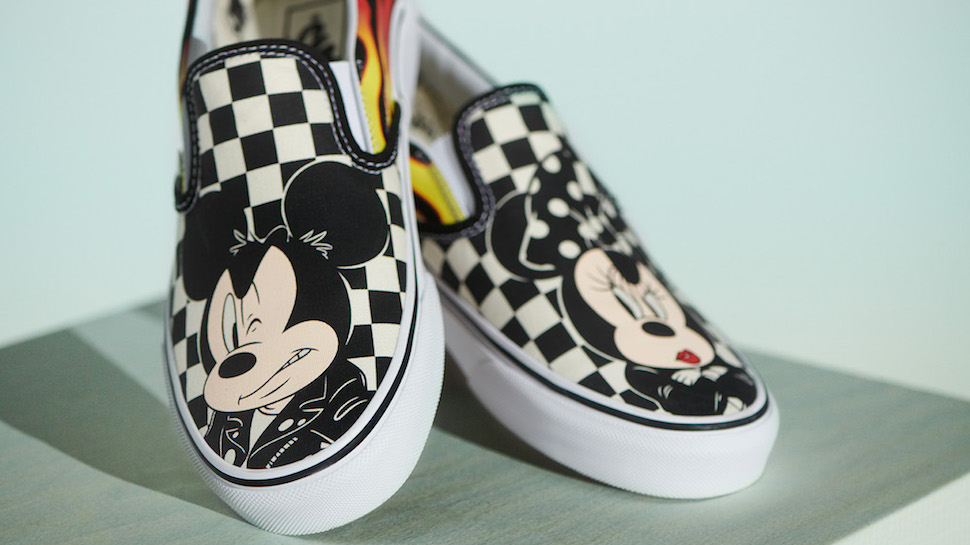 Vans is releasing a Disney collection for Mickey's 90th birthday 14