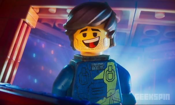 Chris Pratt's Rex Dangervest from Lego Movie 2
