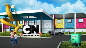 There's a Cartoon Network themed hotel and resort in the works 23