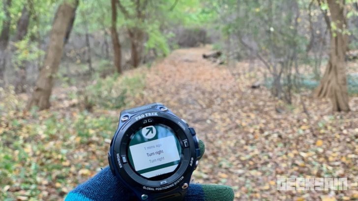 Casio WSD-F20 PRO TREK SMART watch review: Perfect for outdoorsy types 11