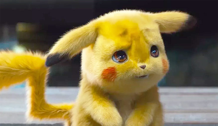 The bizarre trailer for Detective Pikachu is creating mixed reactions on the internet 12